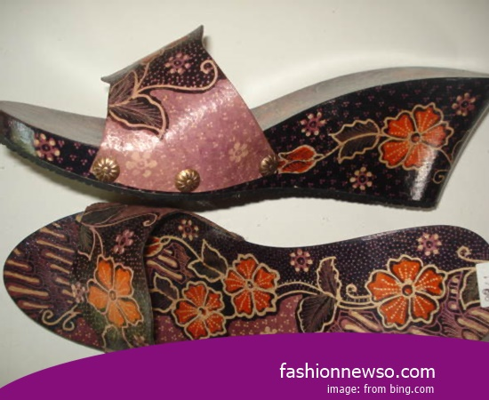 The Manufacturer Traditional Sandals Selop In Province Central Kalimantan Indonesia