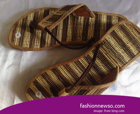 Wholesale Place Traditional Woven Sandals In Province West Papua Indonesia