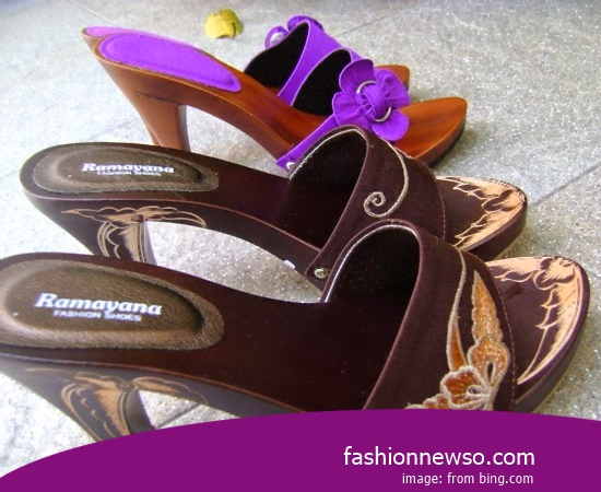 Wholesale Place Traditional Sandals Selop In Province South Kalimantan Indonesia