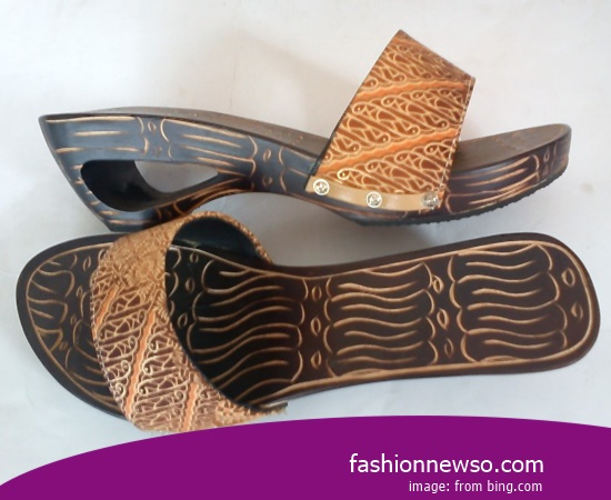 Wholesale Place Traditional Woven Sandals In Province East Java Indonesia