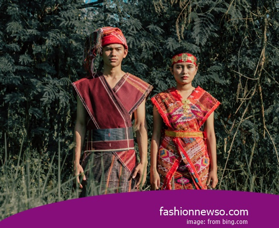 Heres Type Apparel Traditional Riau Children