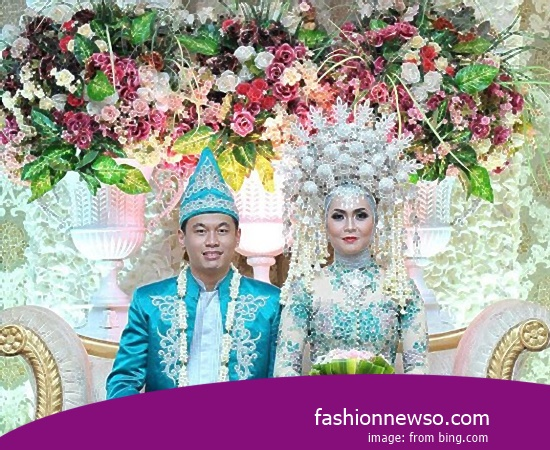 Various Type Of Fashion Traditional Weddings West Sulawesi Rail In Indonesia