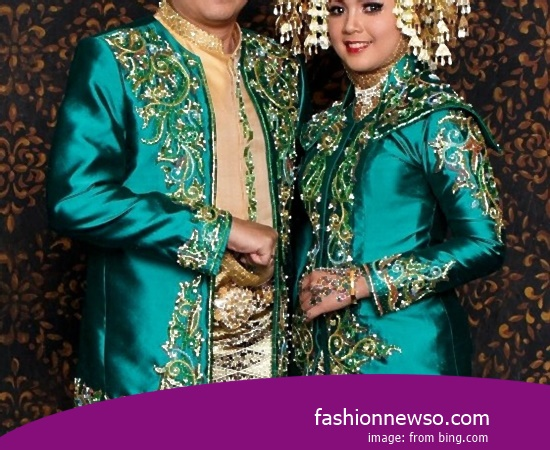 Some Type Of Fashion Distinctive Weddings North Sulawesi In Indonesia