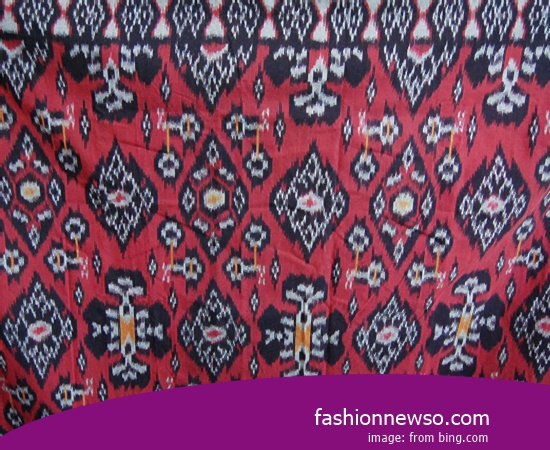 Manufacturer Of Ulos Fabric Traditional For Kebaya Subordinates In Indonesia