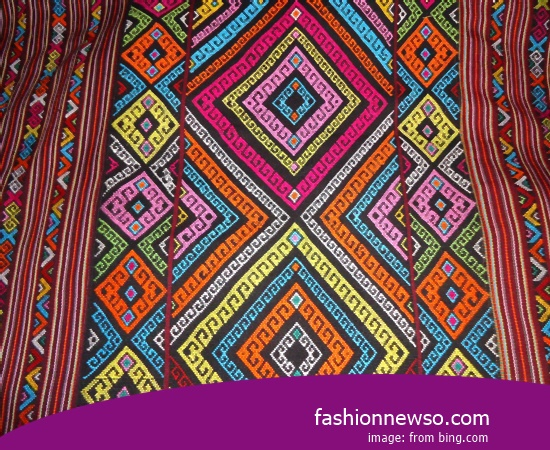 Multiple Models Woven Cloth Traditional Industrial Results In Indonesia