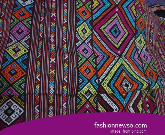 Manufacturer Of Ulos Fabric Traditional Nambo In Indonesia